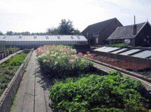 historische tuin lent